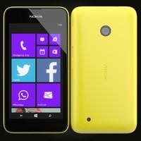 Nokia Lumia 530 Yellow