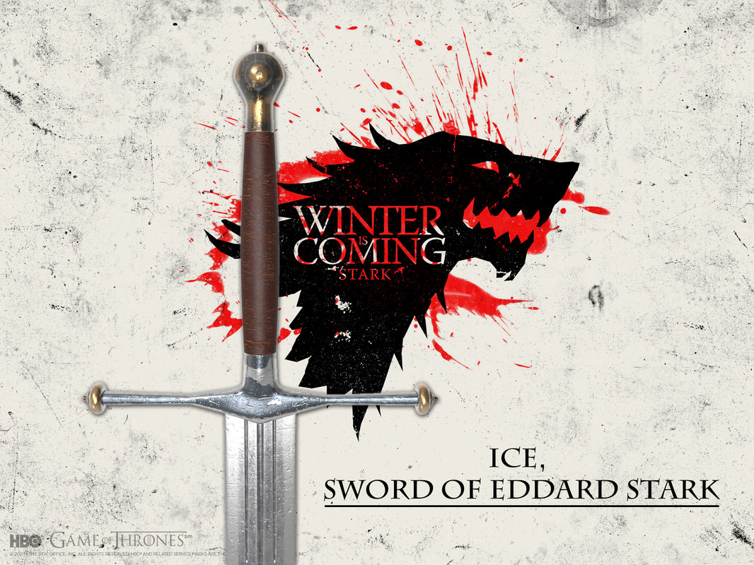 3d sword thrones games model