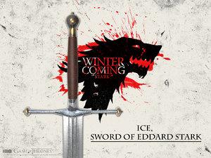 3d sword thrones games model