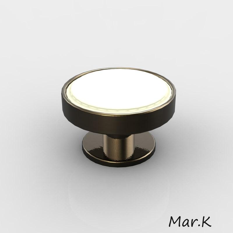 3d model handle siro 14019