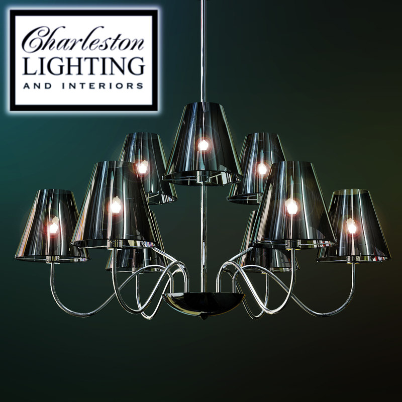 max charleston lighting interiors chandelier