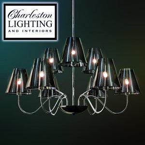 max charleston lighting interiors chandelier