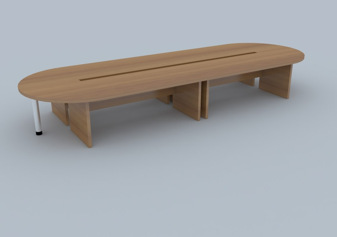 3ds max table office furniture