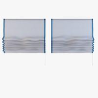 3d curtains 17 model
