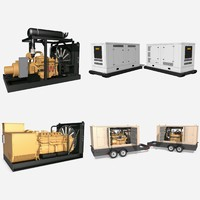 3d model generators pack 4