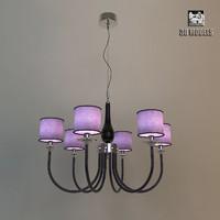 3d chandelier italamp 383