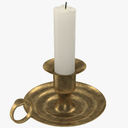 candlestick holder 3D models