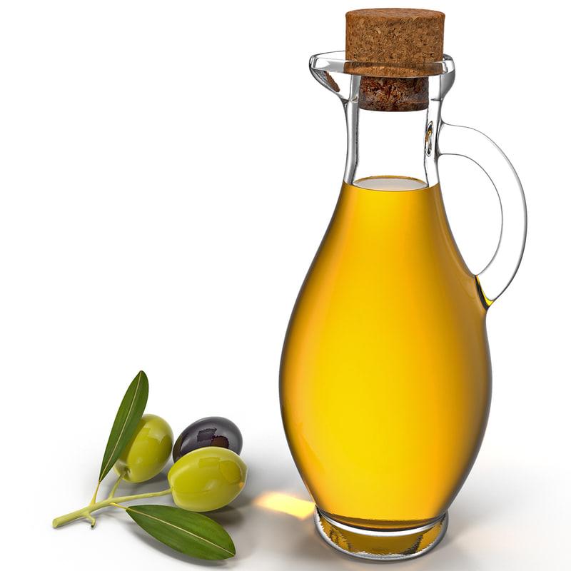 max olive oil bottle