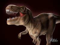 3ds tyrannosaurus rex