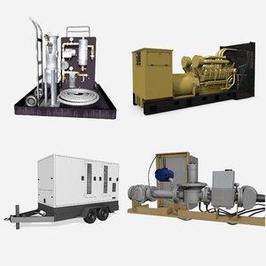 obj generators pack 4