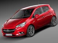 Opel Corsa 5-door 2015