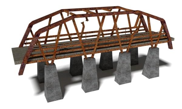fallen bridge 3ds