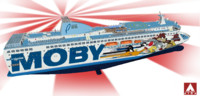 3d moby lines freedom model