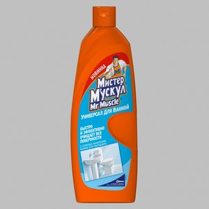 mr muscle bathroom cleaner lwo