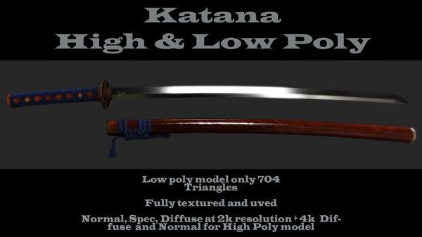 katana games obj