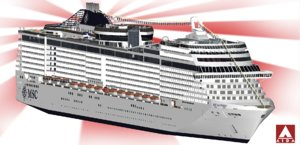msc fantasia cruises 3ds