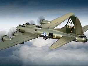 super bomber boeing 3d 3ds
