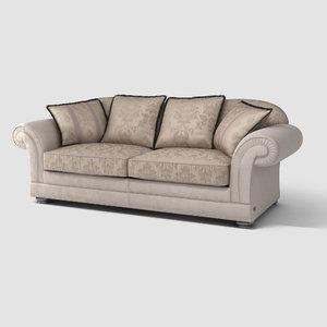 3d model sofa dania