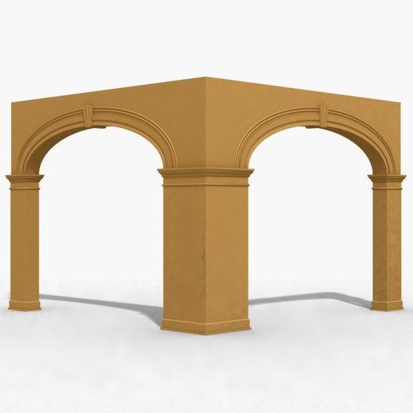 dxf arch
