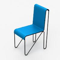 beugelstoel chair rietveld max