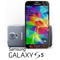 Samsung Galaxy S5 Black