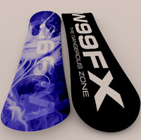 Snowboard FX