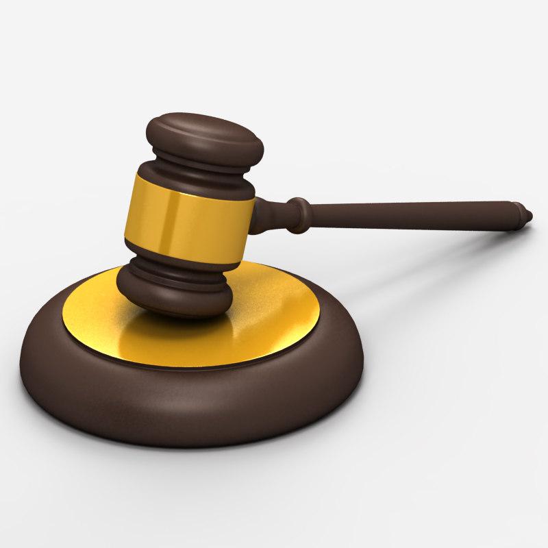 max judge gavel