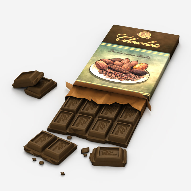 chocolate bar max