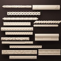Mouldings SET