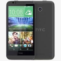 HTC Desire 510 Dark Grey