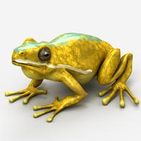 frog 3d max