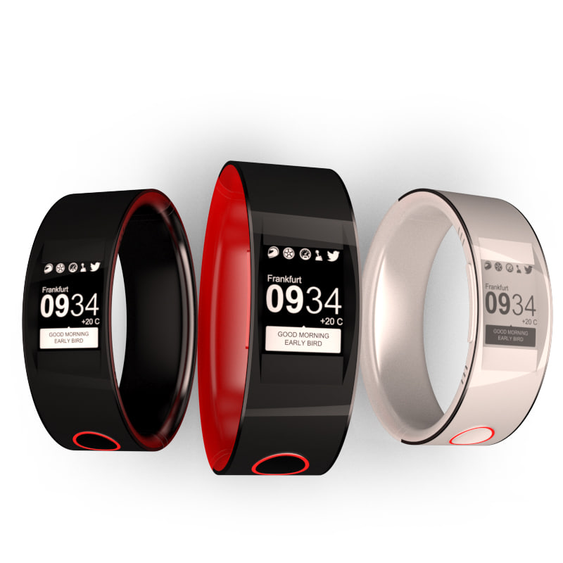 nissan nismo smartwatch 3d model