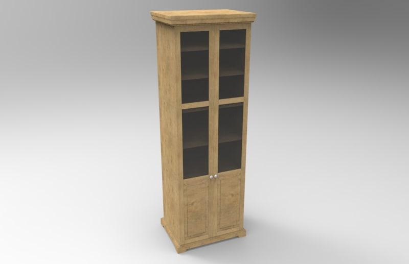 obj cabinet hutch