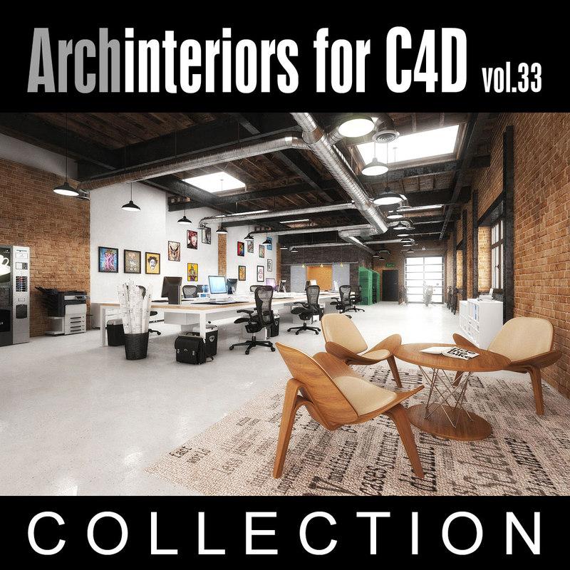 c4d archinteriors vol 33 interior scenes