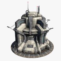 Sci-Fi Structure