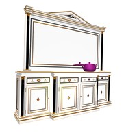 olimpo sideboard mirror 3ds