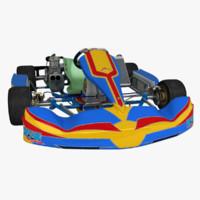 Alonso FA Kart