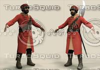 Sagittarius medieval warrior