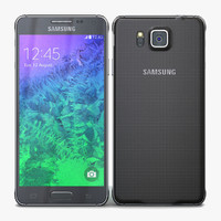 Samsung Galaxy Alpha Charcoal Black