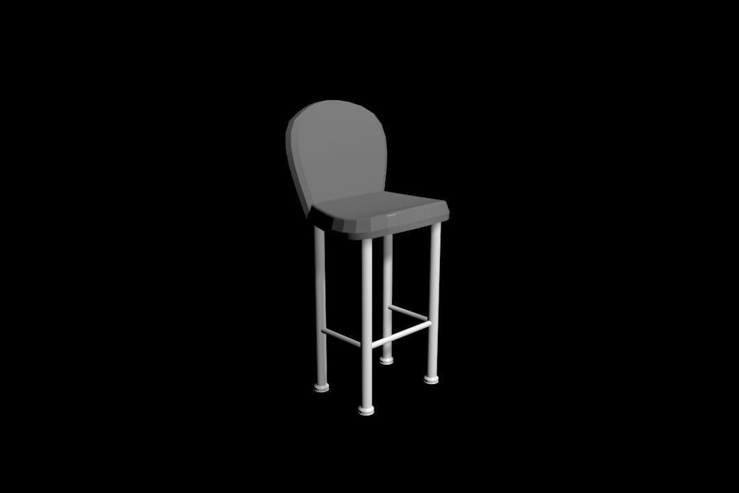 chair stool max