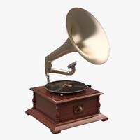 HMV Gramaphone 01