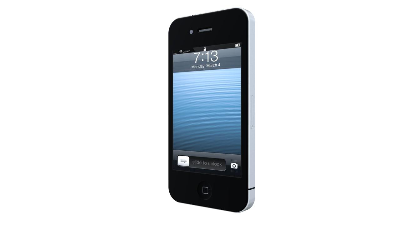cinema4d iphone 4 4s