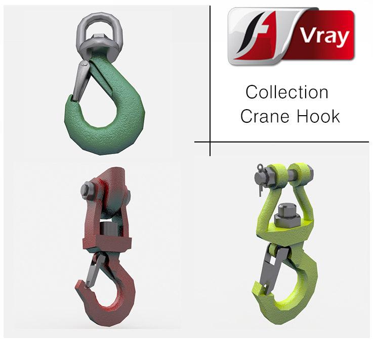 3ds crane details