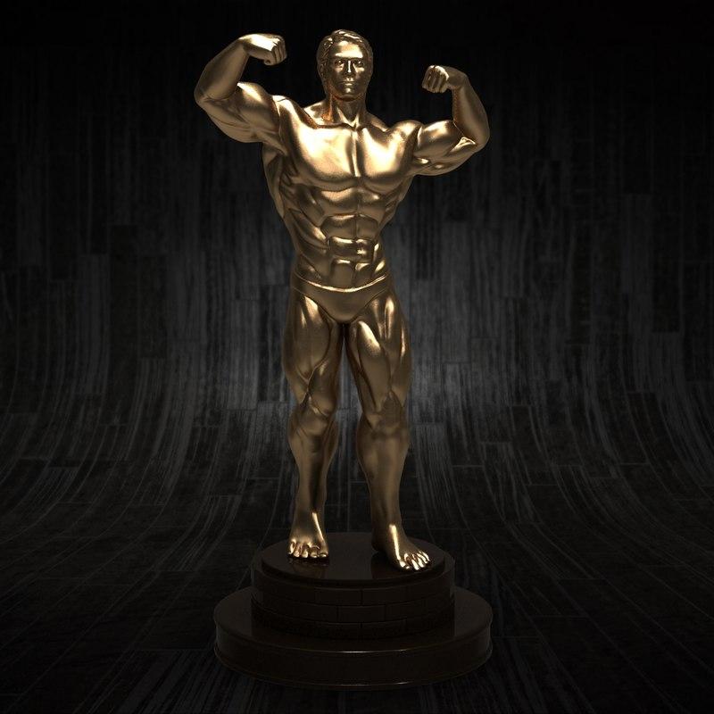 bodybuilder sculpture max