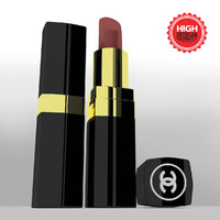 c4d lipstick modeled