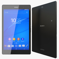 Sony Xperia Z3 Tablet Compact Black