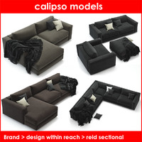 design within reach reid sectional