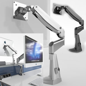 3d monitor arm