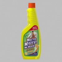 Mr. Muscle Lemon Power Cleaner