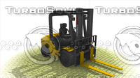 Forklift (Game ready)